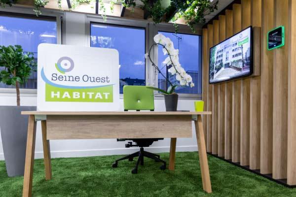 realisation-equipement-mobilier-de-bureau-client-Seine-Ouest-Habitat-Mobilium
